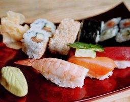 Sushi-Kochkurs - Lübeck inkl. Wasser & 1 Flasche asiatisches Bier