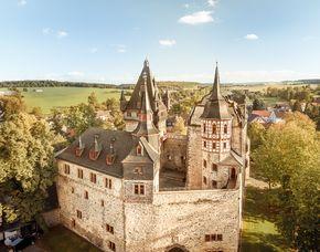 Schlosshotel in Romrod Hotel Schloss Romrod