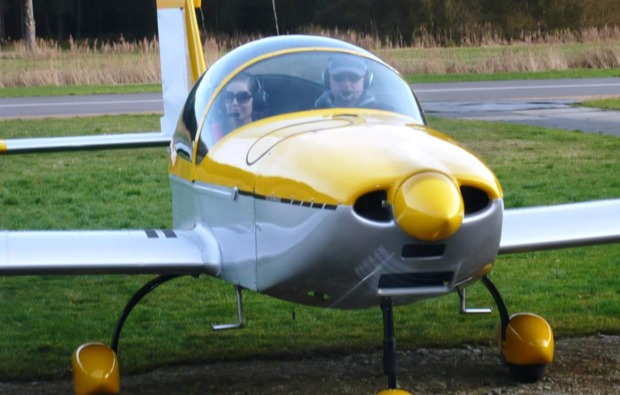 ultraleichtflugzeug-rundflug-tirschenreuth-start