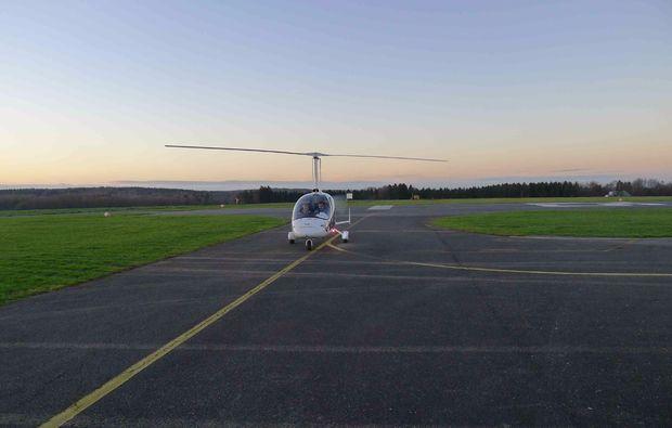 tragschrauber-rundflug-grossostheim-start