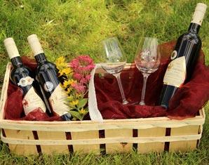 Weinbergsrundfahrt mit Picknick im Holder mit romantischem Picknick