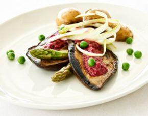 Vegetarische Küche - Nürnberg Mehr-Gänge-Menü, inkl. Getränke