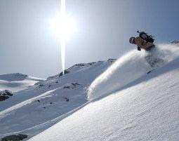 Freeriding Mayrhofen Tages-Tour Zillertaler Alpen - ca. 6 Stunden