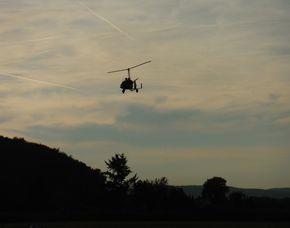 Tragschrauber-Rundflug Northeim