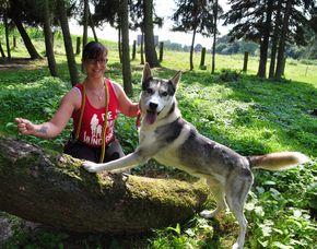 Schlittenhundefahrt - 2 Personen - Goch Schlittenhundefahrt für Zwei – 1 Stunde