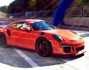 Porsche 911 GT 3 RS Fahren auf der Nordschleife - Nürburg Porsche 911 GT 3 RS - 3 Runden - Nürburgring - Nordschleife