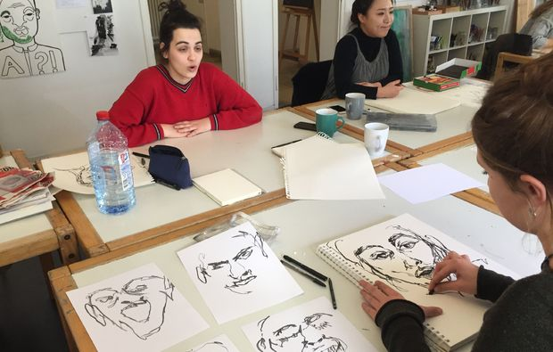 malworkshop-stuttgart-skizzen