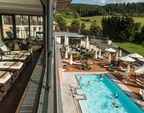 Wellness-Wochenende Deluxe - 1 ÜN Göbel's Schlosshotel  - 4-Gänge-Menü, Massage, Harmoniebad