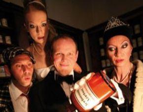 Krimidinner - Das Original - München, Schlossschänke Blutenburg 4-Gänge-Menü inkl. Getränke