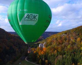 Ballonfahrt – 60-90 Minuten - Backnang 60 - 90 Minuten