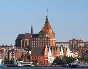 Kurzurlaub am Meer - Rostock arcona Die kleine Sonne – Frühstück