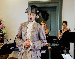 Konzerte - Mozarteum, Wiener Saal Mozart in Residenz - Mozarteum, Wiener Saal