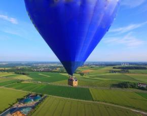 Romantische Ballonfahrt Ulm