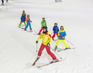 Ski-Kurs - Anfängerkurs Einsteigerkurs - 5 Stunden