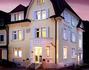 Romantikwochenende 1 Übernachtung – Grenzach-Wyhlen Hotel Villetta
