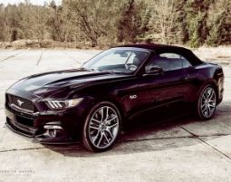 Mustang GT Cabrio fahren - 1 Tag (Fr.-So.) Mustang GT Cabrio fahren - 1 Tag (Fr.-So.)