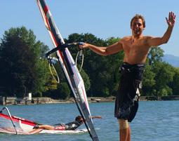 Windsurf Grundkurs- Wasserburg Bodensee - 3-5 Tage