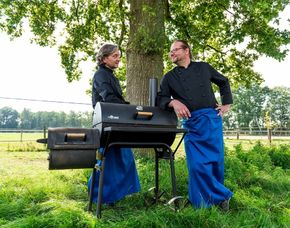 Grillkurs (Smoken) - Senden Fleisch Grillkurs (Smoker), inkl. Getränke