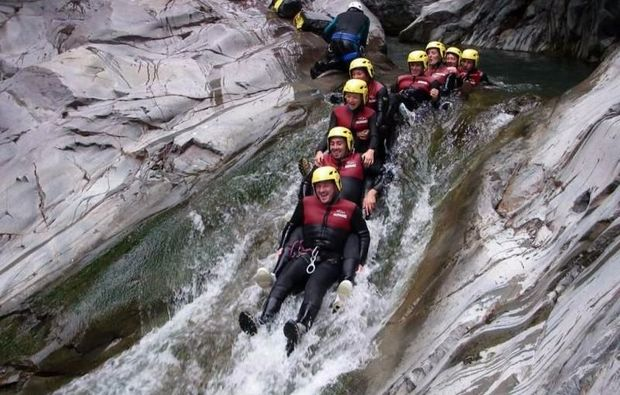 canyoning-tour-schneizlreuth-outdoor