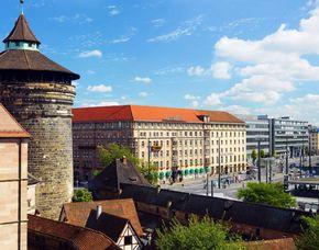 Krimi & Dinner Nürnberg