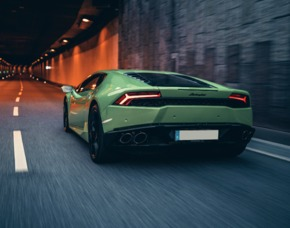 Lamborghini fahren Kiel