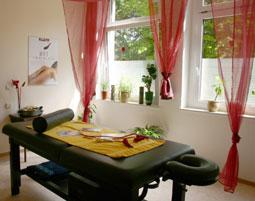 2-Massageliege