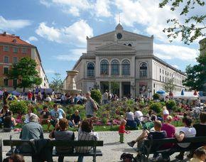 Klassische Stadtführung München