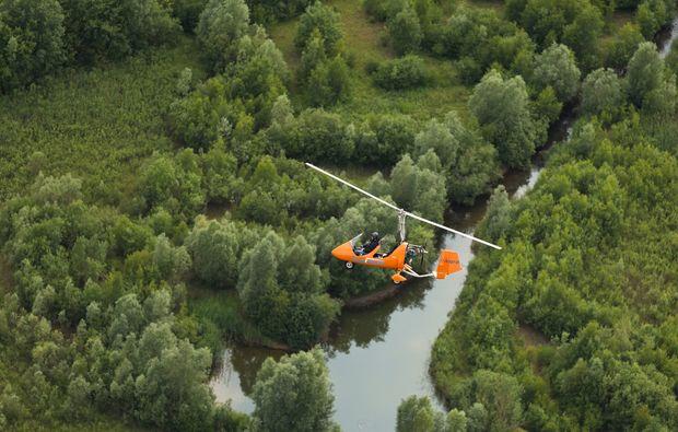 tragschrauber-rundflug-gyrocopter-hohenlockstedt