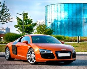 Audi R8 fahren - 1 Stunde - Magdeburg Audi R8 V10 Plus - 70 Minuten mit Instruktor