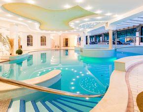 Wellness-Wochenende Deluxe - 2ÜN - Reischach/Bruneck Hotel Royal Hinterhuber - Abendessen, Teilmassage