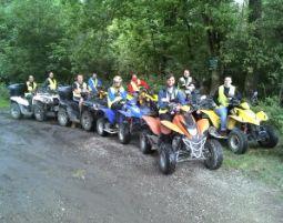 Quad Tour