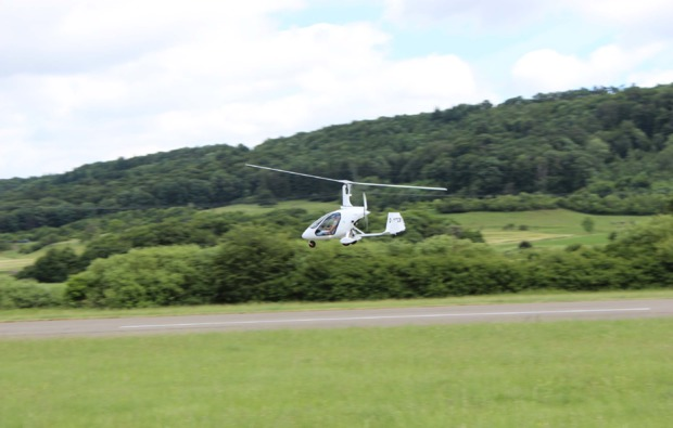 tragschrauber-rundflug-giessen-flug