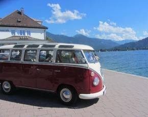 Stadtrundfahrt im VW Bulli durch München VW Bulli T1 Samba – 2,5 Stunden