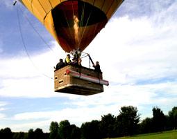 Ballonfahrt Bergisch Gladbach