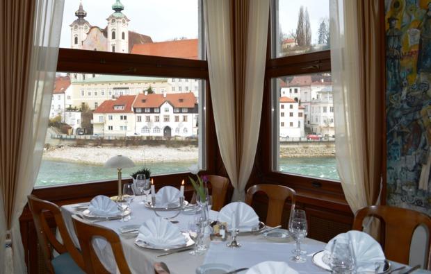 romantikwochenende-steyr-restaurant