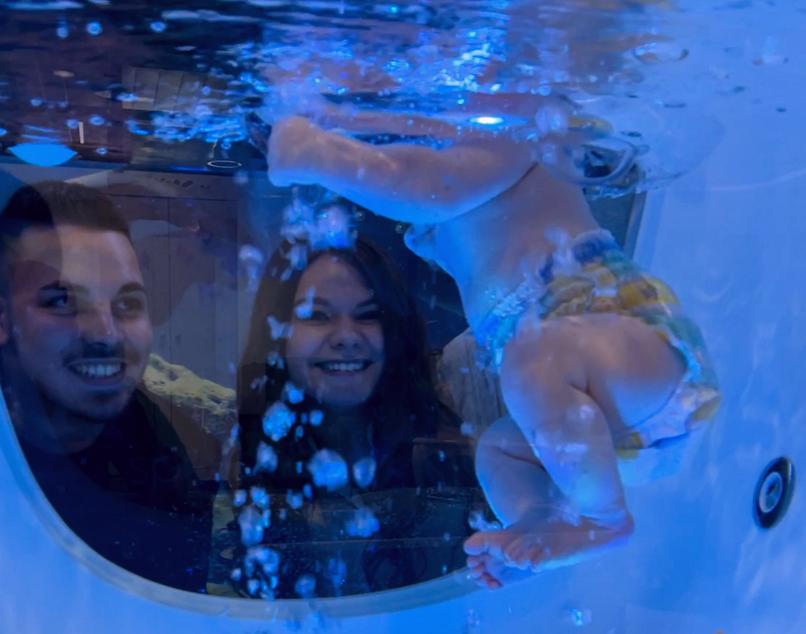Baby Spa - Floating in Zürich Babyfloating