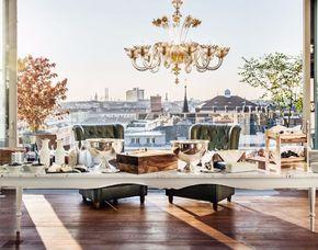 Schlemmen & Träumen - 2 ÜN - Grand Ferdinand - Wien Hotel Grand Ferdinand - Genussgutschein, kulinarische Stadtführung