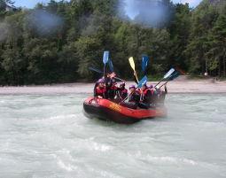 Rafting - Entenlochklamm Entenlochklamm - ca. 3-4 Stunden