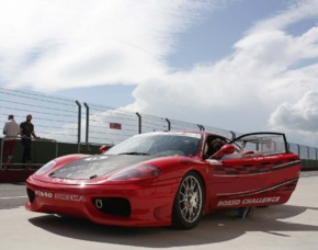 Ferrari Wochenende in Maranello - Maranello / Modena - Modena Ferrari 360 F1 GT3 Wochenende – 8-10 Runden selber fahren, 1 Runde als Beifahrer