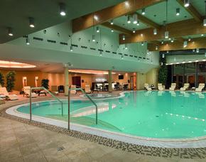 Kurzurlaub inkl. 120 Euro Leistungsgutschein - Wellness Hotel Diamant - Hlubokà¡ nad Vltavou Wellness Hotel Diamant