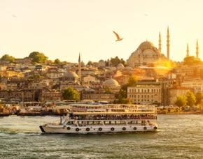 Erlebnisreisen Istanbul
