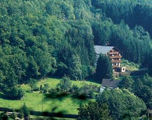 Zauberhafte Unterkünfte für Zwei Wolffhotel