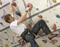 Klettern für Einsteiger   Nürnberg Einsteigerkurs - 2 Stunden