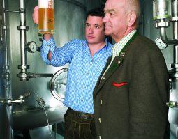 Crash-Braukurs   Crailsheim mit Verkostung, Mittagessen &  Brauereibesichtigung