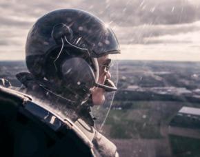 Tragschrauber selber fliegen - 60 Min Genderkingen 60 Minuten