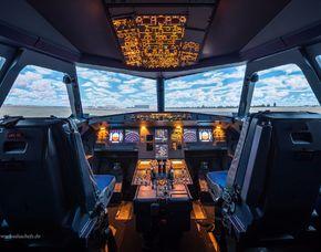 Erlebnisse: 3D-Flugsimulator Bruchsal