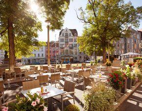 Kulturwochenende für Zwei Steigenberger Hotel Thüringer Hof - Stadtplan