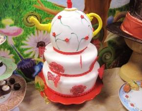 Backkurs - Torten dekorieren Torten Dekoration