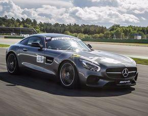 AMG GT-S - 6 Runden Mercedes AMG GT-S - 6 Runden - Hockenheimring