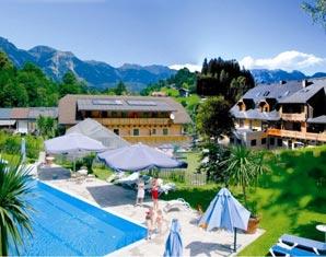 Wellnesshotels für Zwei Hotel Vitaler Landauerhof - Wasserbetten-Massage, Gästekarte